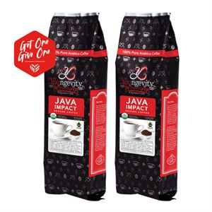 Imagen de YBTC Coffee - FT Organic Java Impact Ground (12oz)