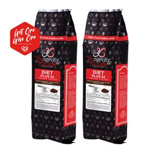 Imagen de YBTC Coffee - Diet Plus 62 Ground (12oz)