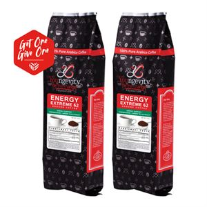 Imagen de YBTC Coffee - Energy Extreme 62 Ground (12oz)
